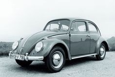 My dream car.  I love the old Bugs :)