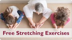 Staying fit while staying home. Salt Lake County, Stress Busters, Stretching Exercises, Stay Fit, Self Care, Encouragement, Yoga, Fitness, Free