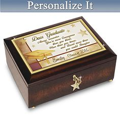 Granddaughter Jewelry Box Entrancing Gift Music Boxes For Granddaughters  Music Box My Granddaughter I