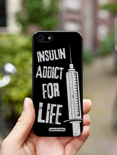Inspired Cases Insulin Addict for Life Case