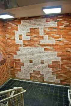 Mario brick work