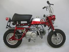 1969 Honda Z50A General Export Monkeybike Parts | eBay
