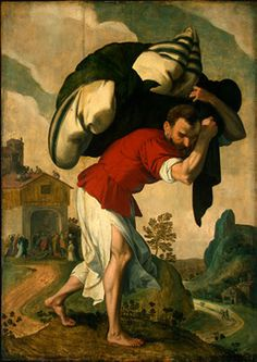 Healing of the paralytic. Maria Scaperlanda blog. EXCELLENT!