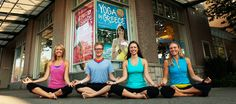 Great Teachers | Semperviva Yoga