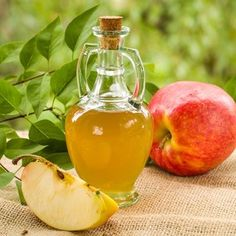 So können Sie Ihren Körper entsäuern: So fördert Apfelessig die Entsäuerung des Körpers und hilft gegen Übersäuerung ...