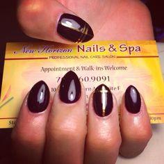 Pointy nails by Tony