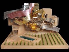 Wanna go there... Marques de Riscal/ Spain