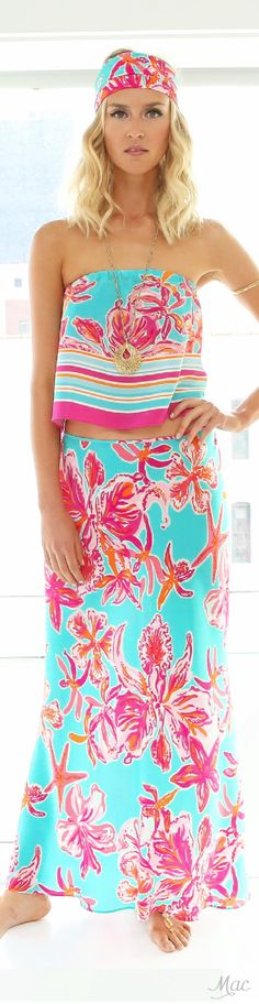 "Resort 2016 Lilly Pulitzer ""And the LORD said to Moses, ""Go to the people and consecrate them today and tomorrow. Have them wash their clothes."" Exodus 19:10"