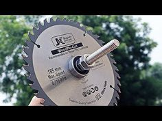 Top Amazing Idea - YouTube Best Table Saw, Diy Table Saw, Woodworking Projects Diy, Diy Wood Projects, Wood Tools, Diy Tools, Cleaning Rusty Tools, Carpenter Tools, Metal Working Tools