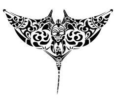 Maori Tatoo: golfinho, lagarto, tartaruga, fertilidade, renovação