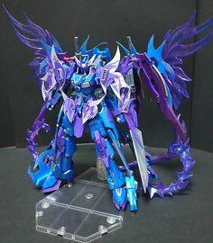 GUNDAM GUY: HG 1/144 Denial Gundam - Custom Build