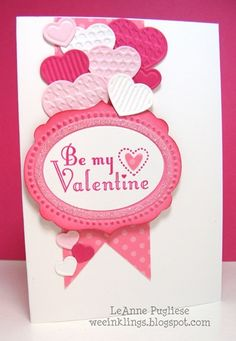 Stampin Up valentine.