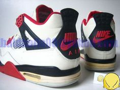 OG Fire Red Jordan IV's from 1989 on ebay...just a cool $1500!