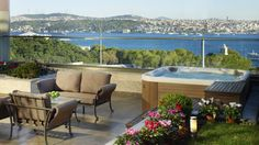 The Ritz-Carlton, Istanbul - Presidential Suite Terrace