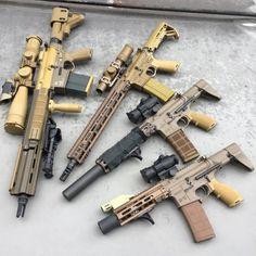 AR15's pistol & rifle