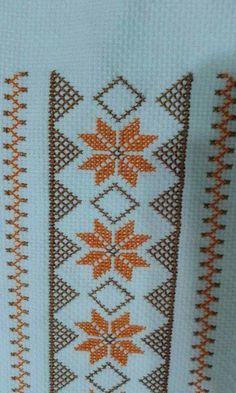 Etamin işlemeli havlu kenarları ve şemaları Etamin işlemeli havlu kenarları ve şemaları     Etamin işi havlu kenarıişlemek için ya etaminli bölümü olan havlular alınmalı ya d...  #Etamin #Etaminişlemeli #goblen #kanaviçe