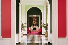 Must make a trip to The Greenbrier with the family.  Looks beautiful!