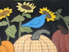 Autumn Penny Rug