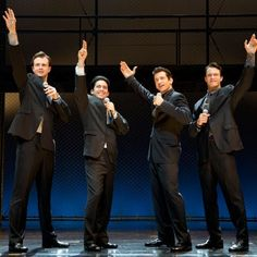 Jersey Boys #Musical #Theatre