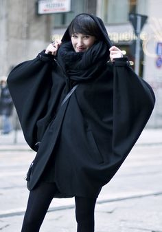 Wardrobe Planning for Fall 2014 Ponte Pants, Cape Coat, Looking To Buy, Blazer, College Fashion, Dark Fashion, I Dress, Mantel, Raincoat