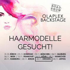 Olaplex Roadshow 2015 | Dresden