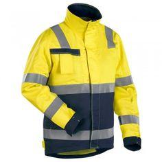 """Arbeits-Bundjacke """"4087"""" Multinorm - BLAKLÄDER® #Blåkläder #multinormjacke #arbeitsjacke #arbeitsjackemultinorm"""