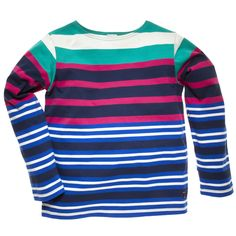 STRIPE LOVER SAILOR TOP (CHILD) Polarn O Pyret $17
