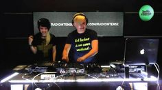Live @ Radio Intense 25.05.2013 - Spartaque & Marika Rossa B2B