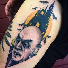 96 best nosferatu tattoos images on pinterest pop culture dracula