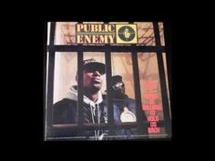 SFR! DE-LYN & BIG SPEC!!!!!> Public Enemy - It Takes A Nation - Full 1988 Vinyl Album