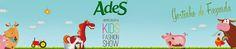 Make Up & Visagista KC: Kids Fashion Show