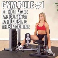 Gym Humor.