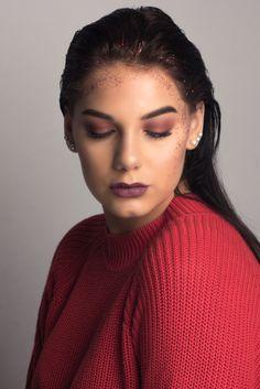 Model/MUA: Rikke Borup