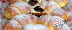 Cuketový moučník na způsob sachera   NejRecept.cz Doughnut, Nutella, Desserts, Food, Tailgate Desserts, Deserts, Essen, Postres, Meals