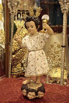 Niño Jesús de la Sacramental