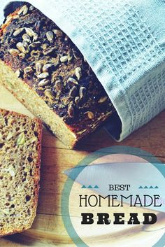 THE BEST HOME MADE WHOLEMEAL BREAD http://on.fb.me/1OVwnaQ