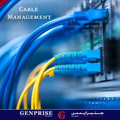At Genprise Co., we deal in a variety of cable management equipment suitable for all kinds of commercial and corporate cable management services. To know more about our products, do visit our website at www.genpriseco.com