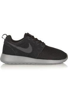 f19ea588ec Nike Roshe Run Winter mesh and suede sneakers