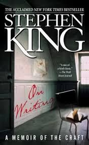 Wolf's Reading Den: On Writing by Stephen King My rating: 4 of 5 stars. Memoir Writing, Fiction Writing, Writing Tips, Free Books, Good Books, Books To Read, My Books, Stephen Kings, Best Non Fiction Books