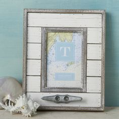 "4""x6"" Photo Frame available at Coastal Décor, Fair Haven, NJ. check us out at: www.CoastalDecorandDesign.com"