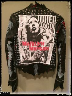 Rocker Jackets by Chad Cherry from Chad Cherry Clothing.