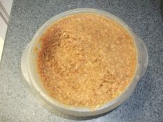 This is the time to make Miso! How to make Miso (fermented soybean paste)