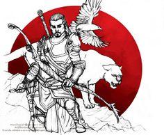 The Ranger by AnnaCStansfield.deviantart.com on @deviantART