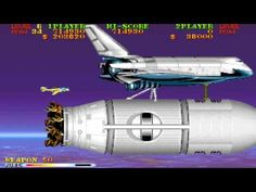 Carrier Air Wing Mission 10 End 1990 Capcom Mame Retro Arcade Games - YouTube