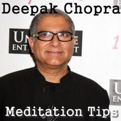 Dr Oz: Deepak Chopra How To Meditate & Sherri Shepherds Plan D Review