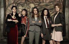 La Casa De Papel Girls <3 <3 Nairobi, Tokyo, Raquel, Alison Parker, Monica