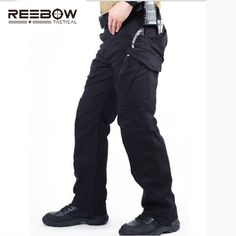 Warroir Wear Urban Tactical Pants IX9 Military Special Force Army Tranning Trousers Men Outdoor SWAT Sports Shooting Pants