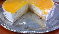 Gyümölcsös joghurtos torta – általában egy óra alatt elfogy