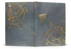 'Through the Looking Glass' by Lewis Carrol, Bound by Christopher Shaw