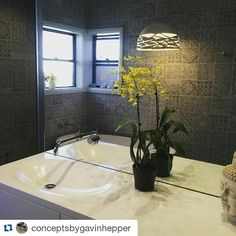 #Repost @conceptsbygavinhepper with @repostapp ・・・ Nice space to get ready for your day. From a #woonona project 2014  #bathroomdesign #bathroomrenovation #staron #lacetiles #cbgh #interiordesign #gavinhepper #sussextaps #scala #studioitaliadesign @reecebathrooms  @bathroomcollective #design #light #lightingdesign #lighting #lightinglovers #designhome #designthinking #decor #instadecor #homedecor #interior #interiordecor #madeinitaly #BestOfTheDay #pic ##arredamento #mdw2016